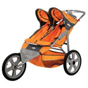 InSTEP Flash Fixed Jogger Stroller - Double