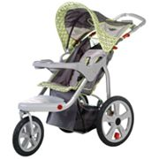 InSTEP Safari Swivel Jogger Stroller - Single