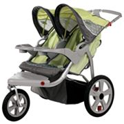 InSTEP Safari Swivel Jogger Stroller - Double