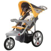 InSTEP Grand Safari Swivel Jogger Stroller - Single