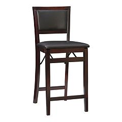 Linon Triena Folding Counter Stool
