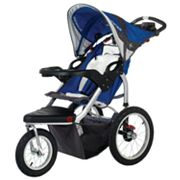 Schwinn Turismo Swivel Jogger Stroller - Single
