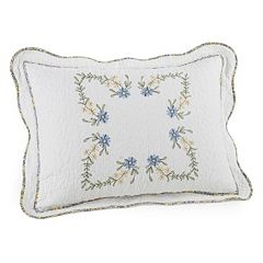 Peking Heather Quilted Standard Sham