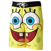 SpongeBob SquarePants Board Shorts - Men