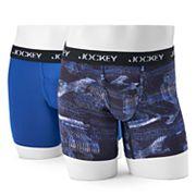 Men's Jockey 2 pkSport Microfiber Sport Boxer Briefs