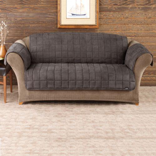 Sure Fit Deluxe Comfort Sofa Slipcover