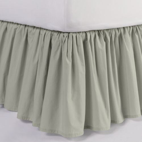 LC Lauren Conrad Ruffle Bedskirt - Queen