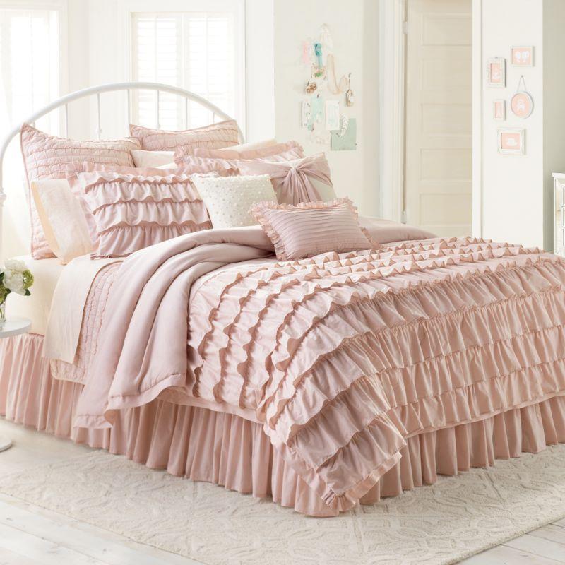 Lc Lauren Conrad Bedding Bed Amp Bath Kohl S
