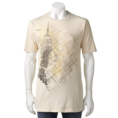 Apt. 9 Empire City Tee - Big and Tall