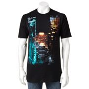 Apt. 9 City Night Lights Tee - Big and Tall
