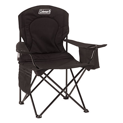 Coleman Oversize Quad Chair with Cooler