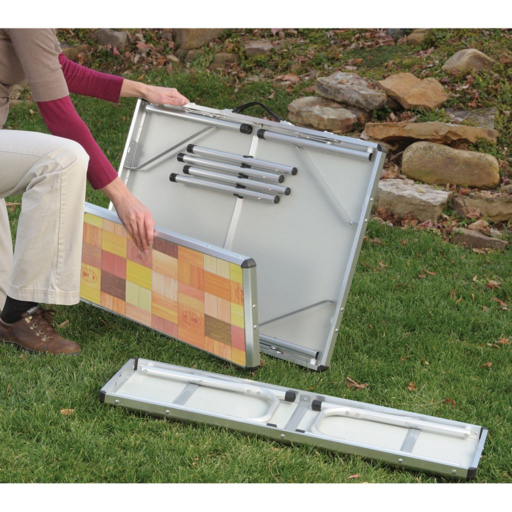 Coleman Pack-Away Picnic Table