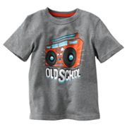 Jumping Beans Old School Boom Box Tee - Toddler