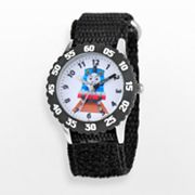 Thomas and Friends Stainless Steel Time Teacher Watch - W000717 - Kids
