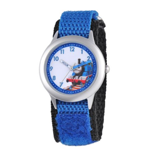 Thomas and Friends Stainless Steel Time Teacher Watch - W000725 - Kids