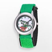Thomas and Friends Percy Stainless Steel Time Teacher Watch - W000726 - Kids