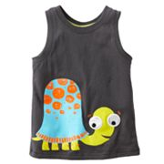 Jumping Beans Turtle Googly Eye Tank - Toddler