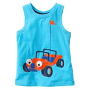 Jumping Beans Buggy Googly Eye Tank - Toddler