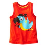 Jumping Beans Parrot Googly Eye Tank - Toddler