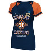 Majestic Houston Astros This Is My City Tee - Women