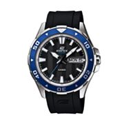 Casio Edifice Marine Stainless Steel Dive Watch - EFM100-1AV - Men