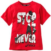 ASICS Stop At Never Tee - Boys 8-20