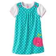 Carter's Polka-Dot Whale Jumper and Top Set - Toddler