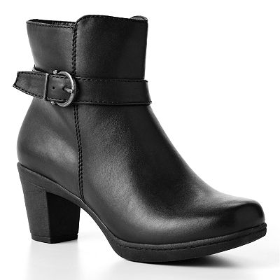 Croft and Barrow Wide Ankle Boots - Women