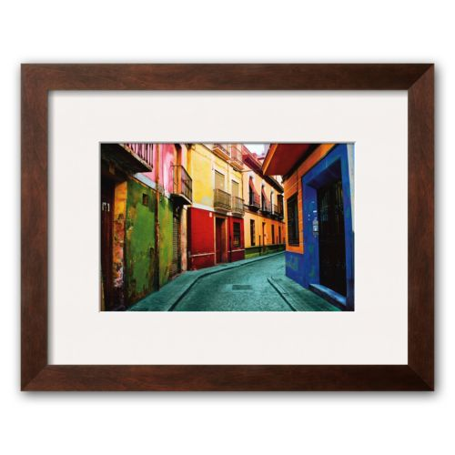 Art.com Granada, Spain Framed Art Print by Ynon Mabet