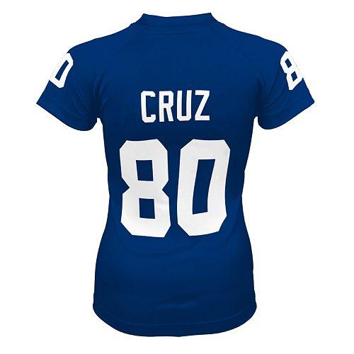 cheap for discount d8267 39447 New York Giants Victor Cruz Jersey - Girls 7-16
