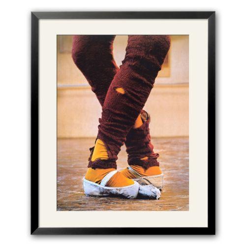 Art.com Leg Warmers Framed Art Print by Harvey Edwards