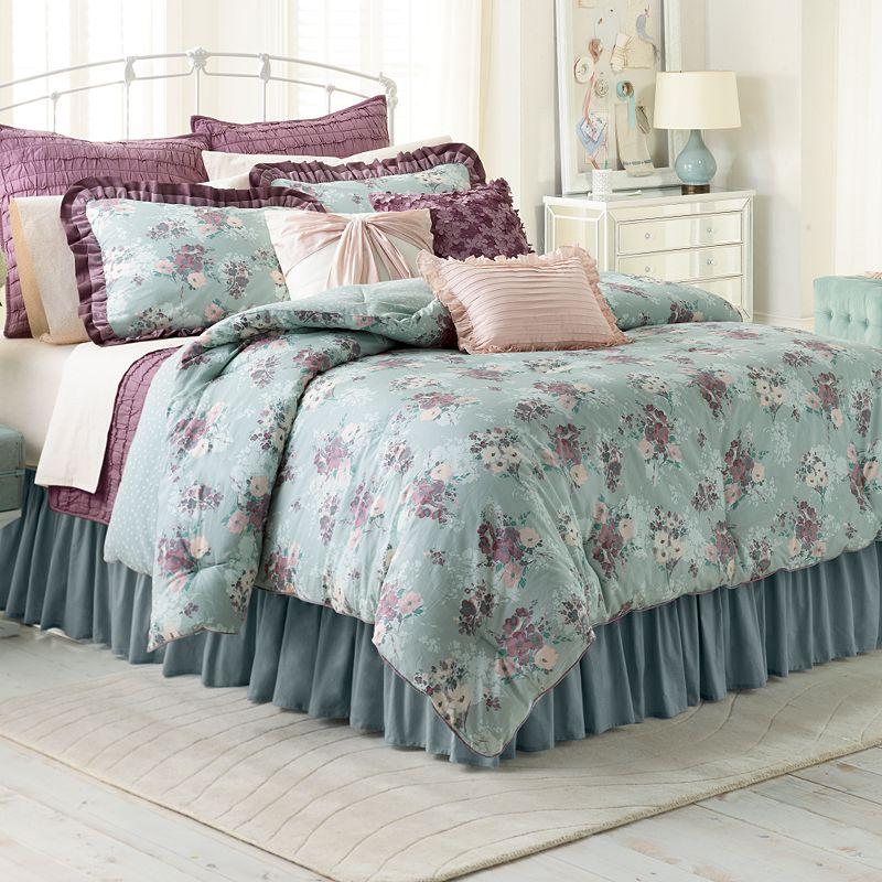 cal king floral comforter kohl 39 s