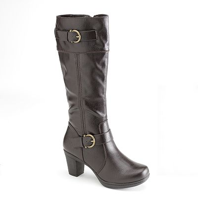 Croft and Barrow sole (sense)ability Tall Boots - Women