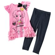 Lalaloopsy Tunic and Leggings Set - Girls 4-6x