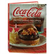 Publications International, Ltd. Coca-Cola Refreshing Recipes Book