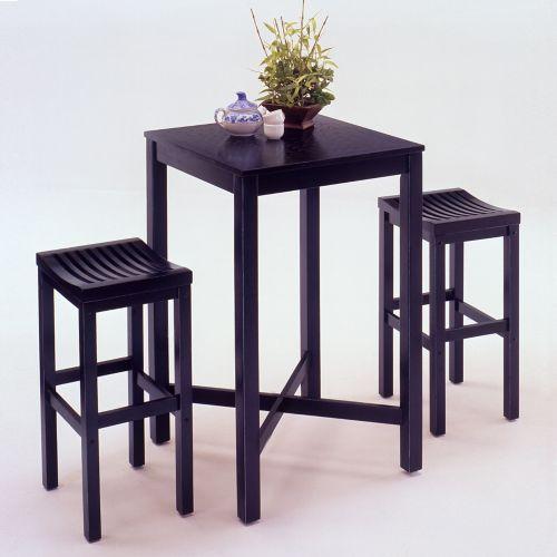 Bar Table and Bar Stools Set