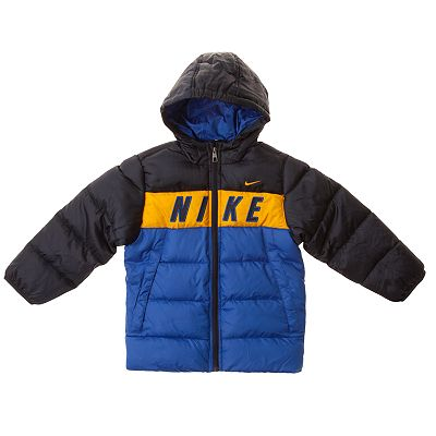 Nike Colorblock Jacket - Boys 4-7