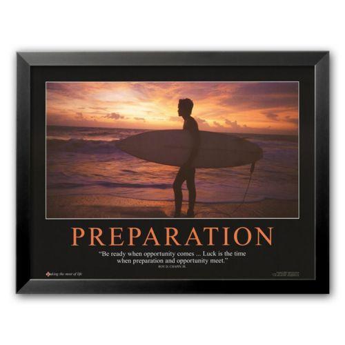 Art.com Preparation Framed Art Print