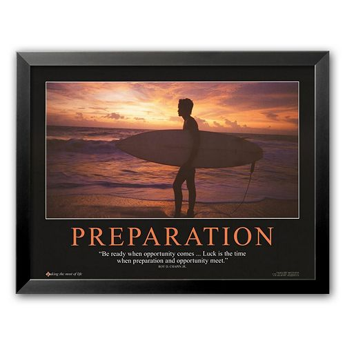 Art.com Preparation Framed Art Print