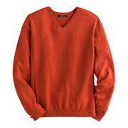 Marc Anthony Cashmere Blend V-Neck Sweater