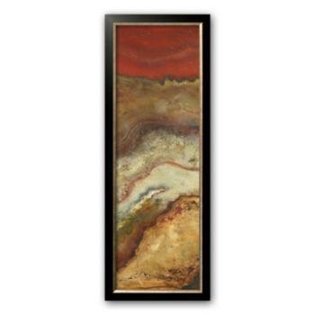 Art.com Tierra Panel II Framed Art Print by Patricia Quintero-Pinto
