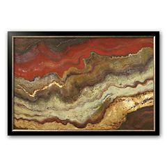 Art.com 'Tierra' Framed Art Print by Patricia Quintero-Pinto