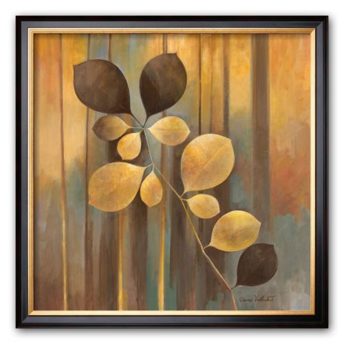 Art.com Autumn Elegance II Framed Art Print by Elaine Vollherbst-Lane