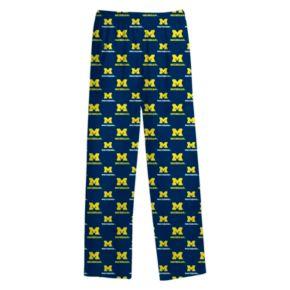 Boys 4-7 Genuine Stuff Michigan Wolverines Lounge Pants