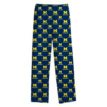 Boys 4-7 Genuine Stuff Michigan Wolverines Lounge Pants