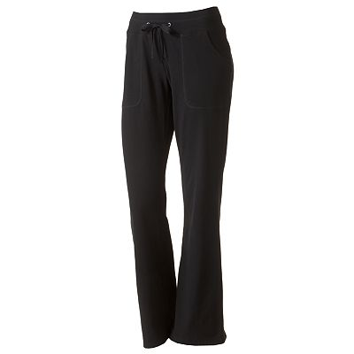 Tek Gear Fit and Flare Performance Pants
