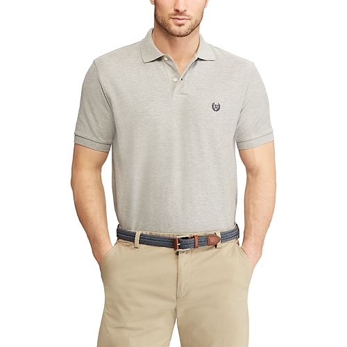 307251ff0 Men's Chaps Solid Pique Polo