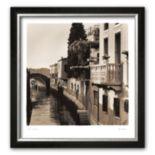"Art.com ""Ponti di Venezia No. 5"" Framed Art Print by Alan Blaustein"