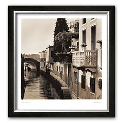 Art.com 'Ponti di Venezia No. 5' Framed Art Print by Alan Blaustein