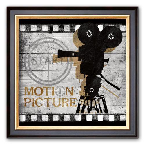 Art.com Motion Picture Black...
